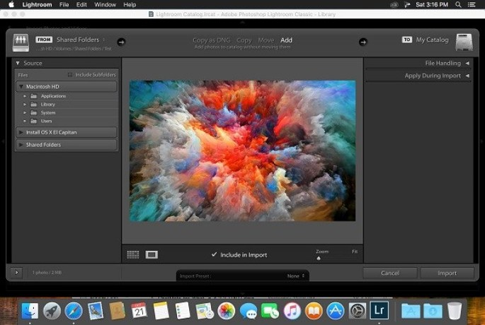Lightroom Classic CC For Mac