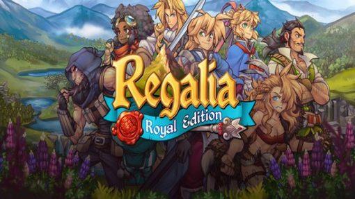 Regalia Royal Edition