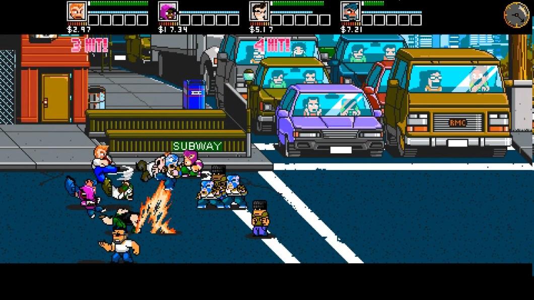 River City Ransom Underground Mac