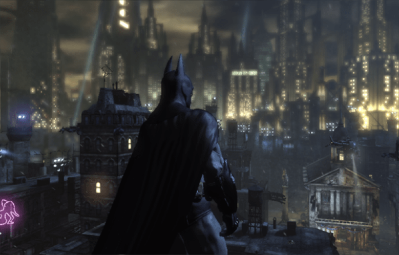 Batman Arkham City Mac