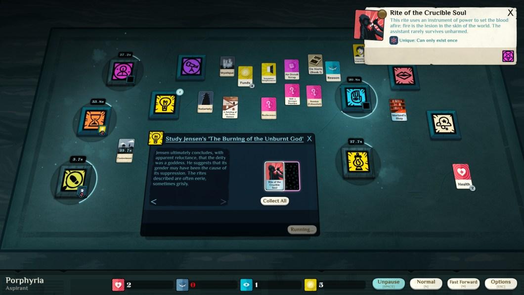 Cultist Simulator Mac