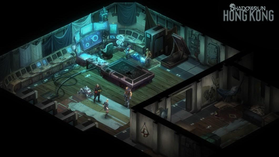 Shadowrun Hong Kong Extended Edition Mac