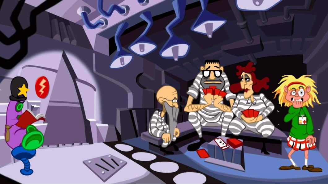 Day of the Tentacle Remastered Mac