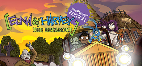 Edna And Harvey The Breakout Anniversary Edition