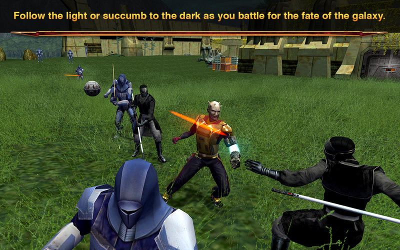 STAR WARS Knights of the Old Republic II The Sith Lords Mac
