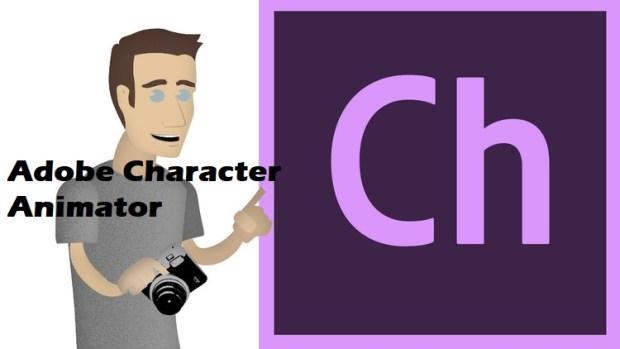 Adobe Character Animator CC 2019 v2.1.1 for Mac