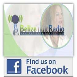 Belize Talk Radio Logo Find us on Facebook