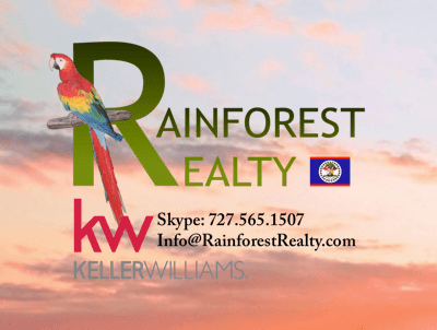 Belize Rainforest Realty Logo