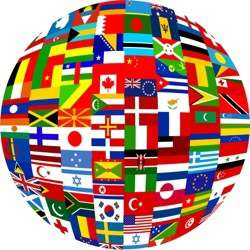 globe flags International Real Estate Talk