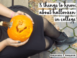 8 things to know about halloween in college