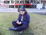 how to create the perfect class schedule