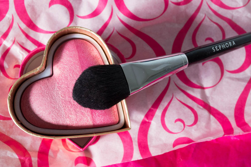"""Love in a Pan: Too Faced Sweethearts Perfect Flush Blush """"Something About Berry"""""""