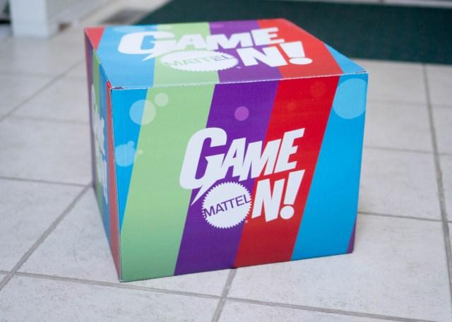 mattel game on-1