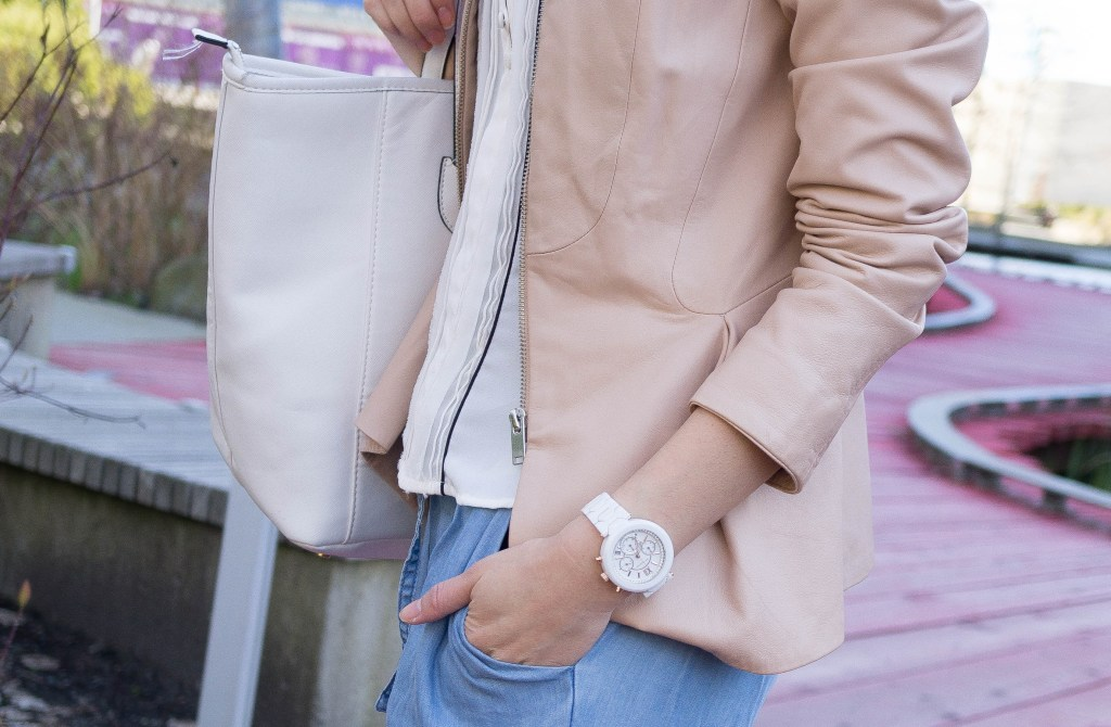 ootd laid back spring wittnauer bulova watch-1