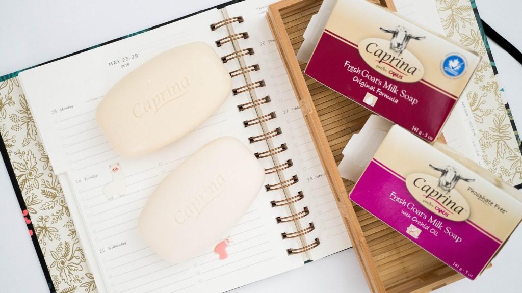 caprina goats milk lotion goats milk soap-2