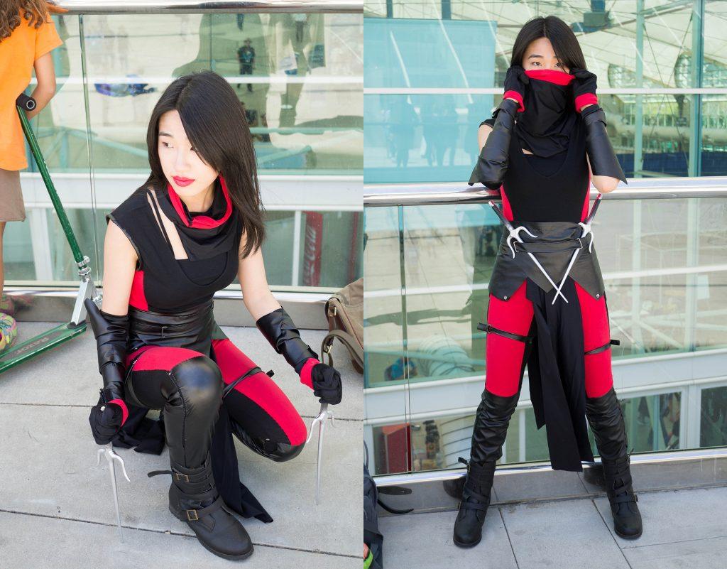 elektra daredevil netflix cosplay