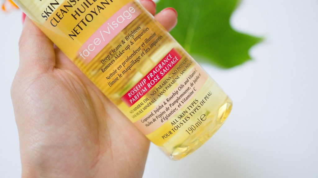palmer's cocoa butter formula skin therapy cleansing oil and face oil-2