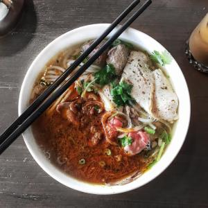 Recipe to beat rainy blues bun bo hue  viethellip