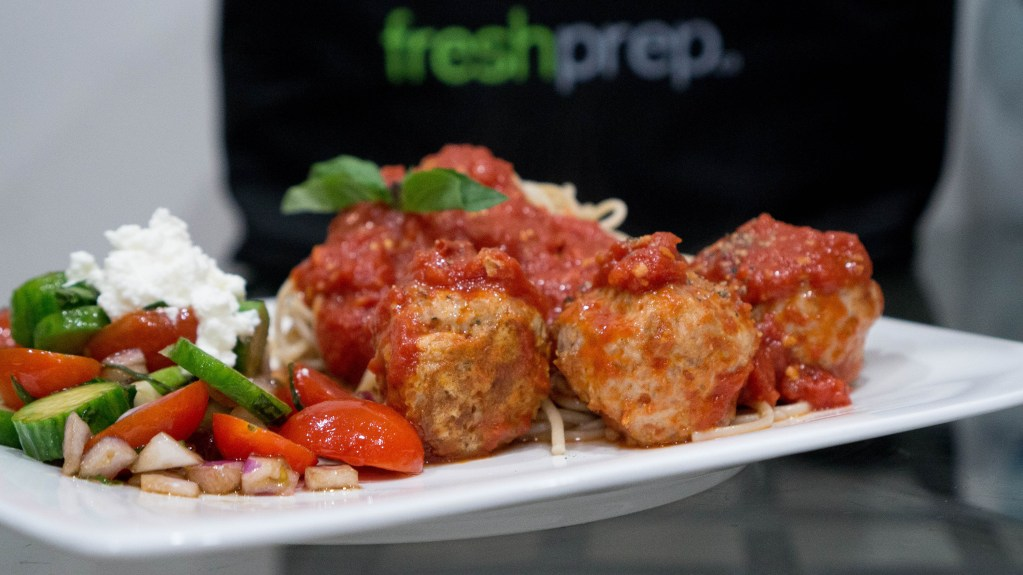 I tried out Fresh Prep Vancouver because I can't cook.