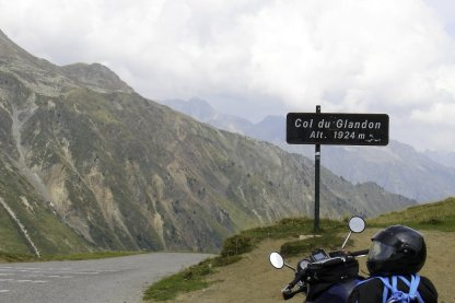 Col du Glandon 1924m
