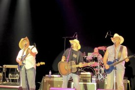 Bellamy Brothers mit Göla