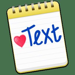 Favorite Text 1.7