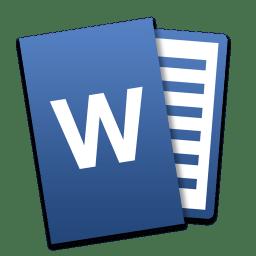 Microsoft Word 2016 15.34