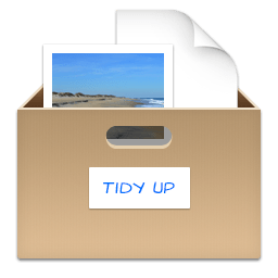 Tidy Up 4.1.24