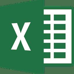 Microsoft Excel 2016 16.11