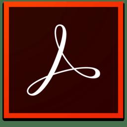 Adobe Acrobat Pro DC 19.008.20080