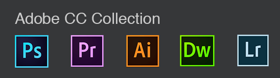 Adobe CC Collection