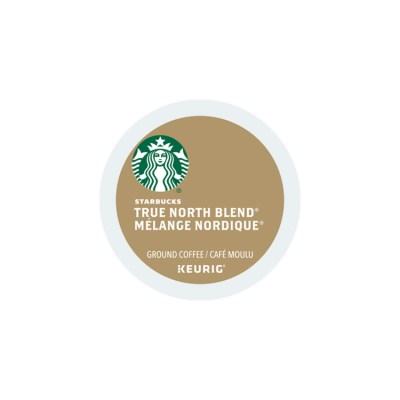Starbucks True North K-cups 24/box