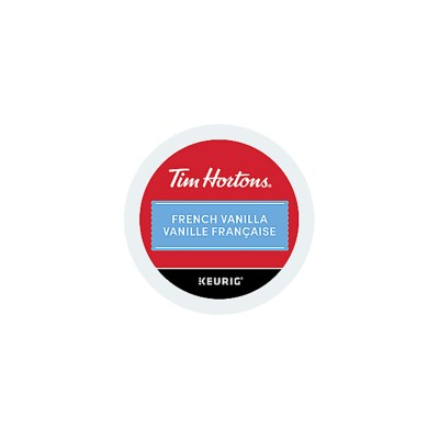 Tim Hortons French Vanilla K-cups 24/box