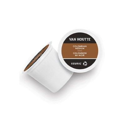 Van Houtte Colombian Medium K-cups 24/box