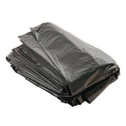 35x50 Folded Garbage Bags