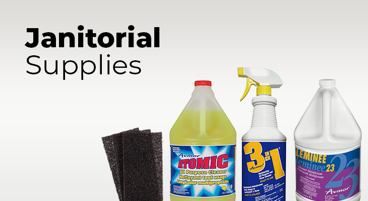 3 Ways Janitorial Supplies Benefit Your Business