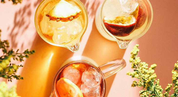 Beat The Heat With Our Easy Kusmi Iced Tea Recipe