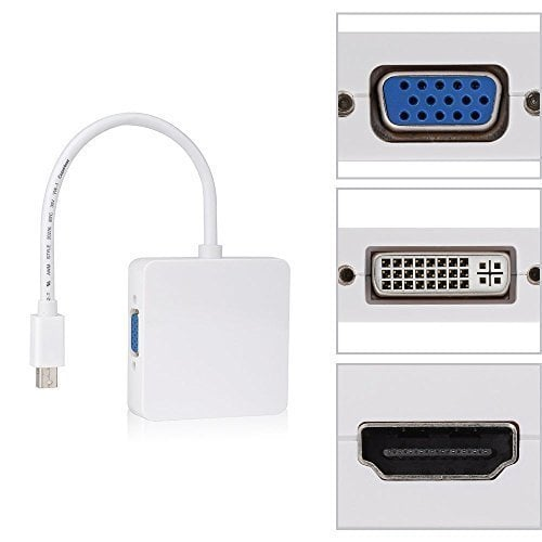 accessoires macbook BlueBeach Mini DisplayPort