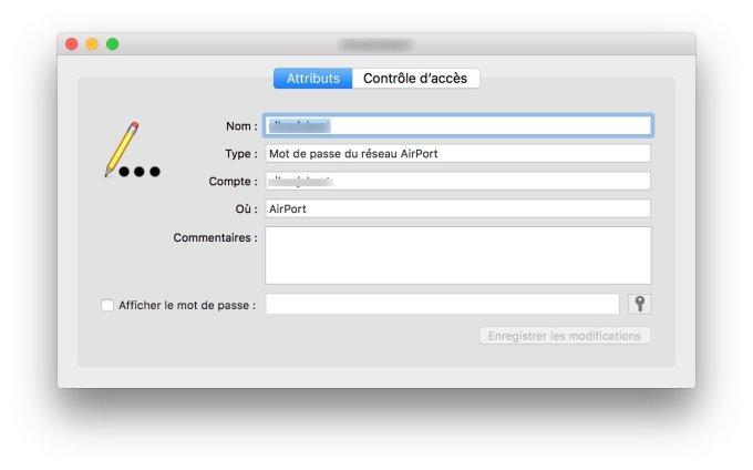 retrouver son mot de passe wifi sur mac attributs