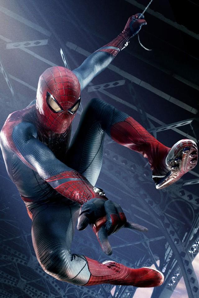 Sfondi Iphone The Amazing Spiderman I Wallpaper Tratti Dallultimo