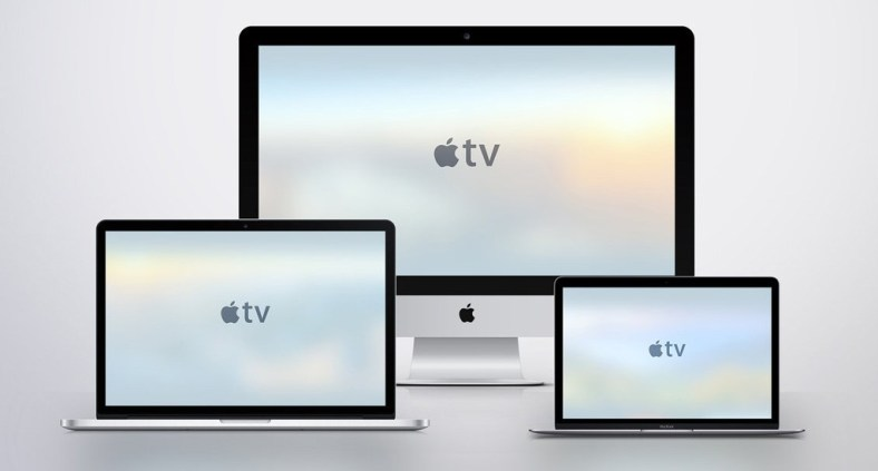 Apple TV Wallpapers - Gli sfondi per Mac ispirati all'Apple TV