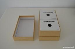 Confezione-Unboxing-Action-Cam-HAMSWAN-F60