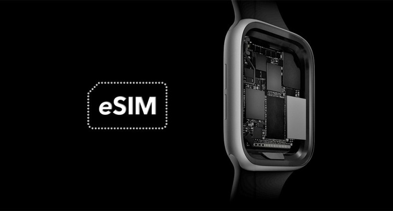 Apple Watch 4 Cellular con eSIM Tim