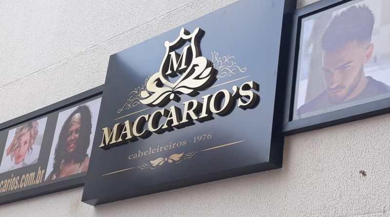 Maccarios – ganha nova identidade e nova fachada…