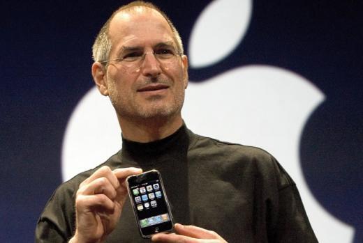Самый первый iPhone. Инфографика