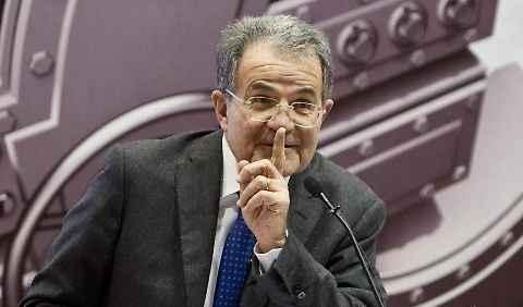 Risultati immagini per Prodi e la seduta spiritica