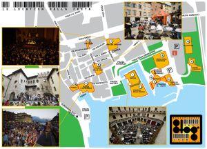 Le location della BlogFest