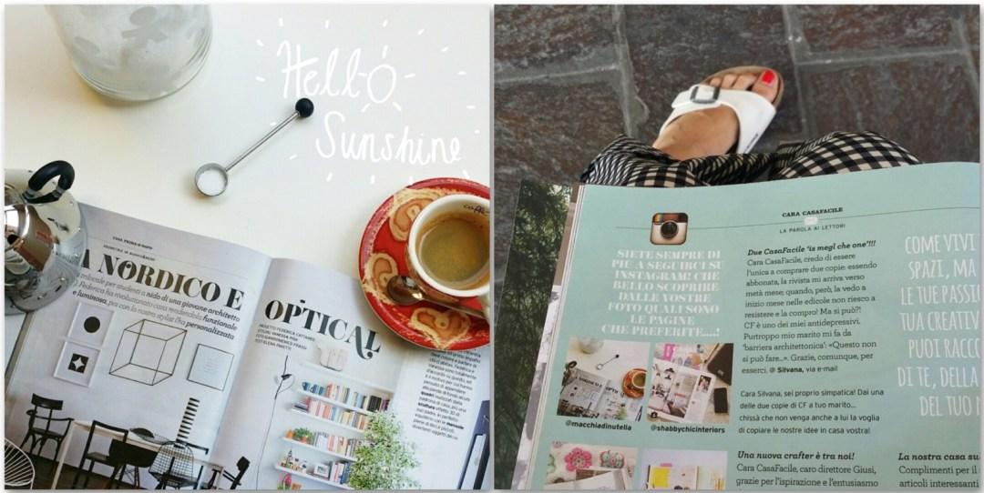 blogger casa facile rivista