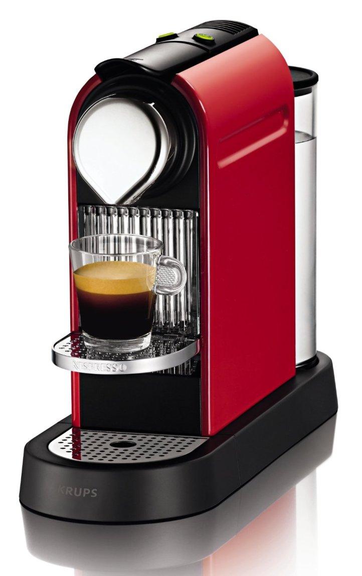 macchina da caffè Nespresso Citiz
