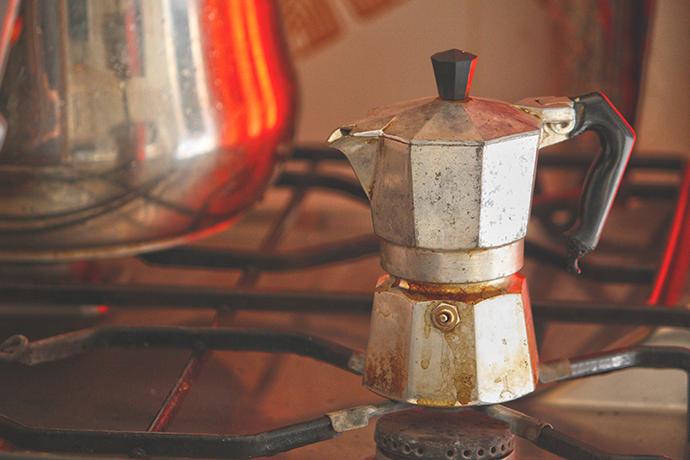 moka vs macchina caffè